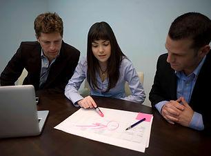 ธุรกิจ 2 ประชุม