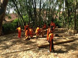 Bamboo Playground