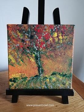 L'arbre aux milles couleurs - Corinne Ge