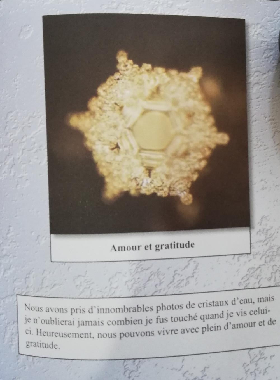 Photo 4 : cristal amour et gratitude