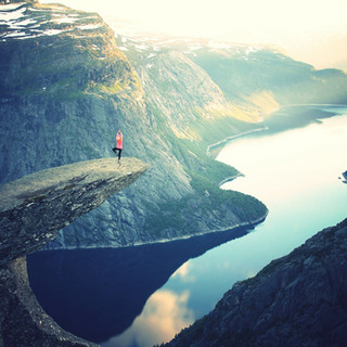 Clifftop Yoga