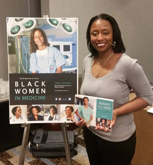 Dr. Ty featured in book of Black female physicians