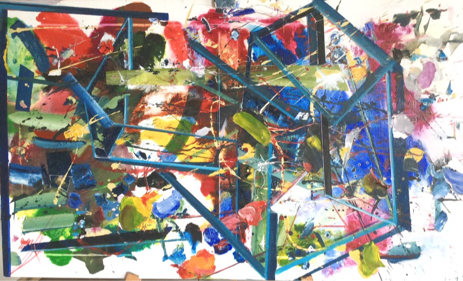 'Explosion of the World' 2019