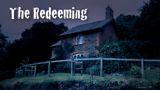Temporary poster for 'The Redeeming'