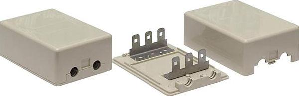 KR-INBOX-30-S Коробка распределительная на 30 пар