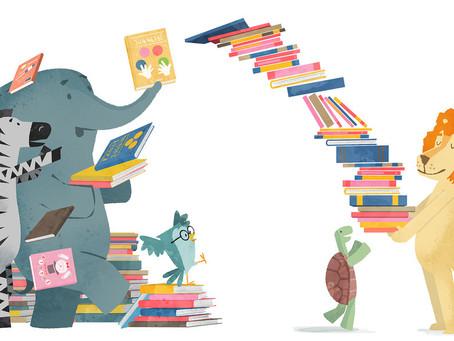 Βιβλία και προσωπικά αντικείμενα από το σχολείο!