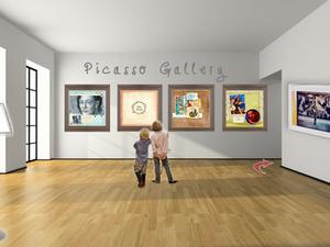 eTwinning: Picasso Gallery
