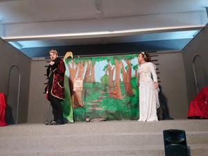 Robin Hood and the Golden Honey