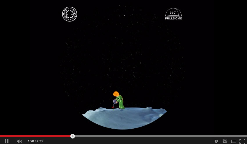 Videoclip: Ο Μικρός Πρίγκιπας I