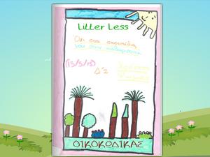 Εκστρατεία Litter Less: Οικοκώδικας