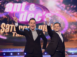 Ant and Dec's Saturday Night Takeaway.