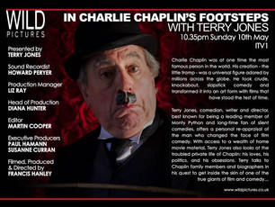 Perspectives: In Charlie Chaplin's Footsteps: