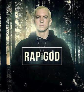 Eminem Is Not My Rap God