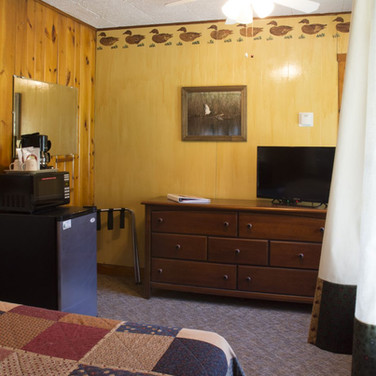 tv-center-cabin-5-riverside-point-resort