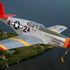 """Tuskegee Airmen"" 42-103645"