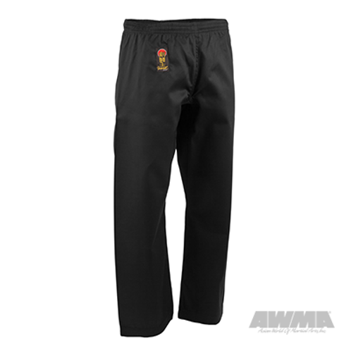 ProForce Gladiator Lightweight Karate Pants (Elastic Drawstring)