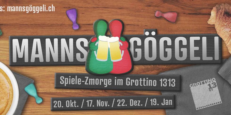 Spiele-Zmorge im Grottino 1313