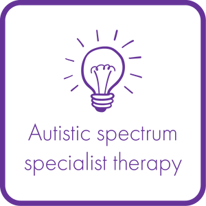 Austistic spectrum specialist therapy