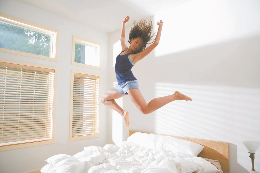 How to focus on what really Matters in 2020- Get out of bed and feel alive