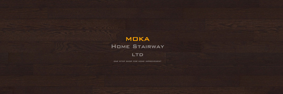 Home Stairway- signature oak- Moka
