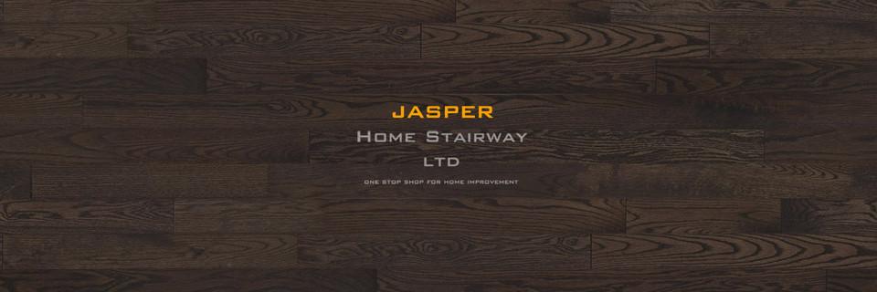 Home Stairway- signature oak- Jasper