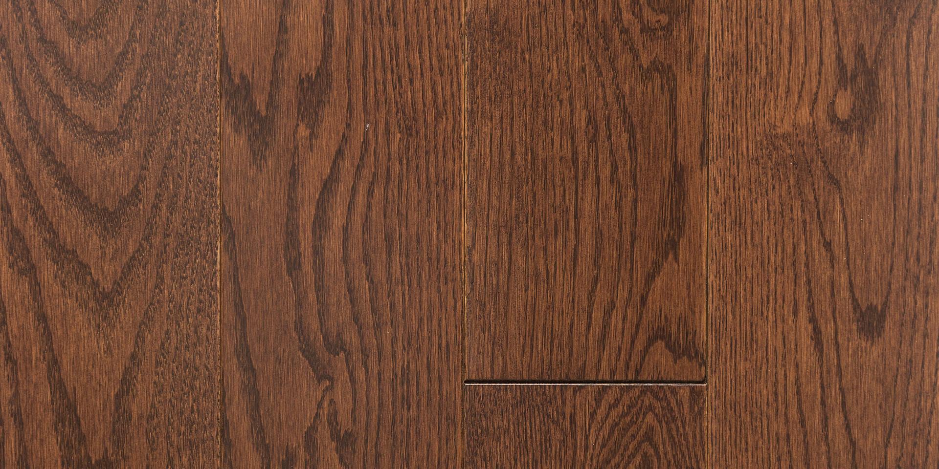 Engineered Red Oak- Walnut