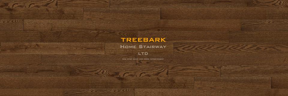 Home Stairway- signature oak- Treebark