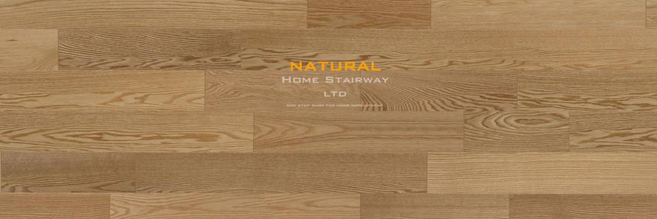 Home Stairway- signature oak- Natural