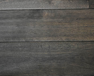 Solid Maple- Prefinished- Carbon