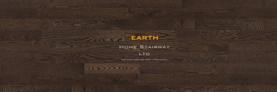 Home Stairway- signature oak- Earth