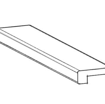 H) Nosing for laminate