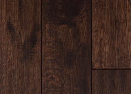 Solid White Oak- Prefinished- Walnut