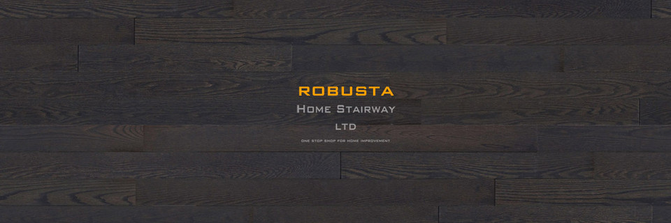 Home Stairway- signature oak- Robusta