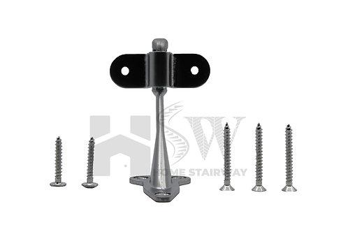 """3"""" wall mount bracket (Silver)"""