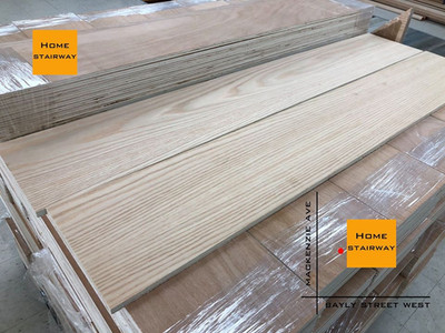 half inch oak riser | Home Stairway