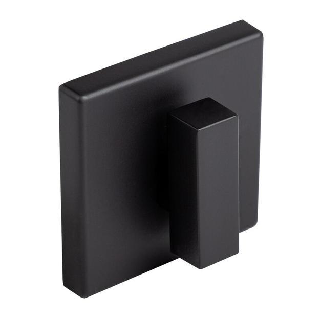 Square Modern Deadbolt (Black)