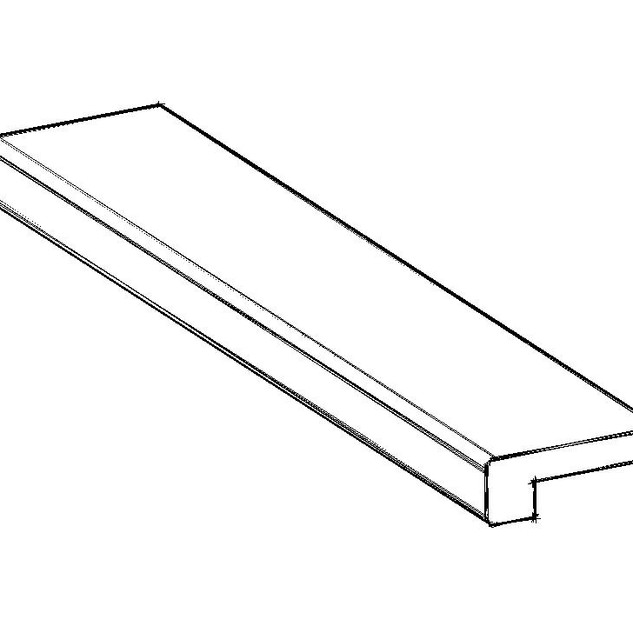 F) Nosing for hardwood