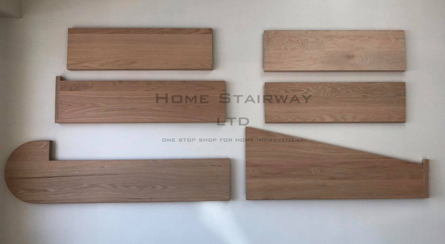 Stairs tread, stairs supply, curved stair, round stair, maple stair   Home Stairway