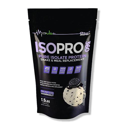 ISOPRO 360 100% ISOLATE