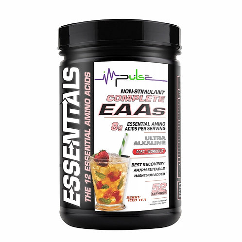 ESSENTIALS AMINO BERRY ICE TE
