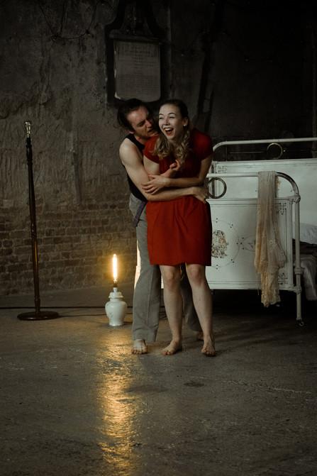 Hannah McGlashon and Christopher Thomas, Emma L Hardy