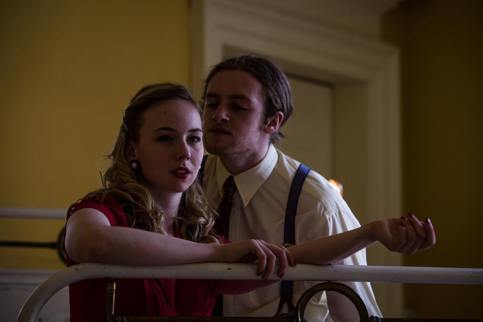 Hannah McGlashon and Christopher Thomas, Nicole Guarnio Photography