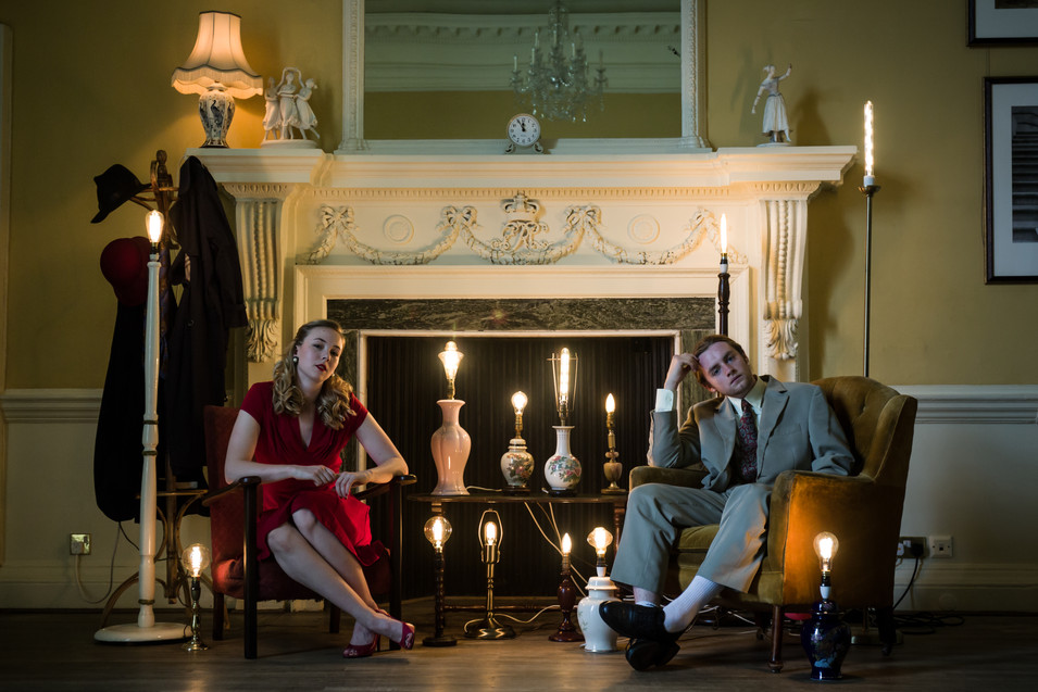 Hannah McGlashon and Christopher Thomas, Nicole Guarino Photography