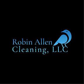 Robin Allen Cleaning, LLC - LOGO - FF-01