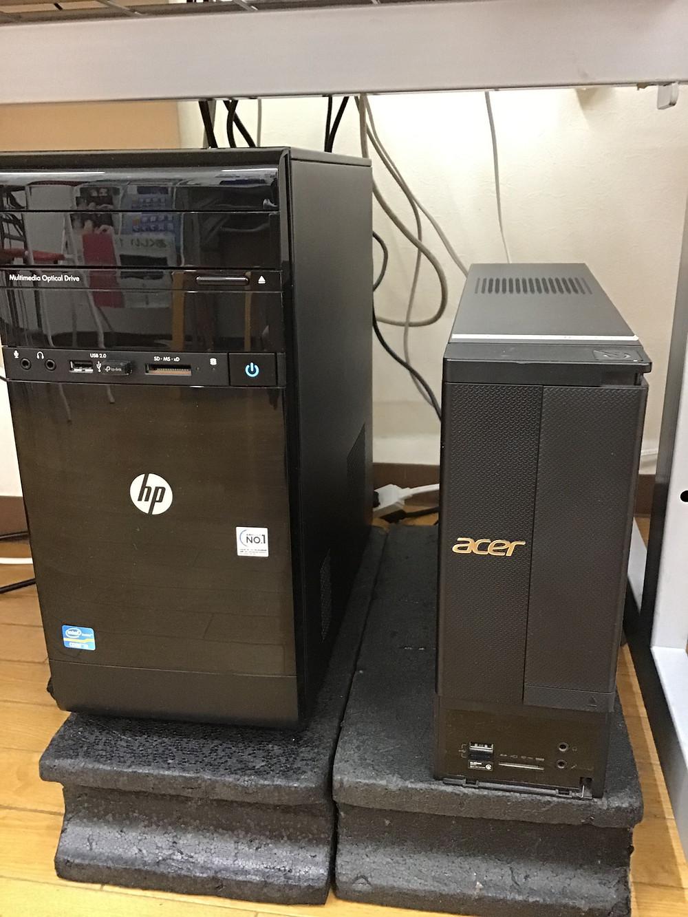 修理済パソコン