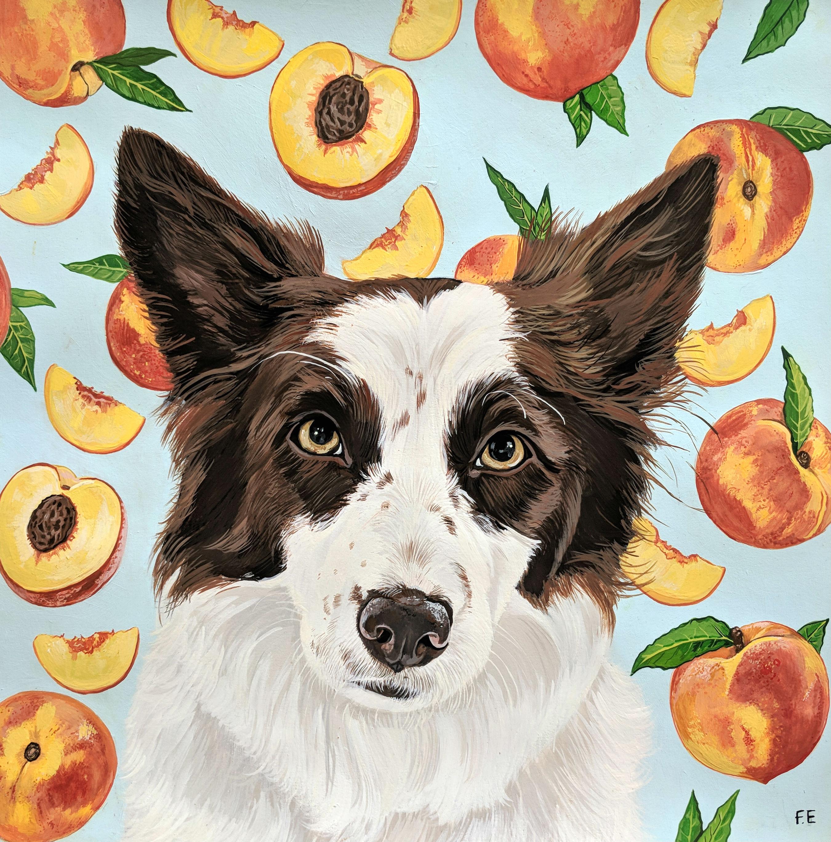 Pippa's a Peach!