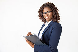 confident-smiling-businesswoman-writing-notes.jpg