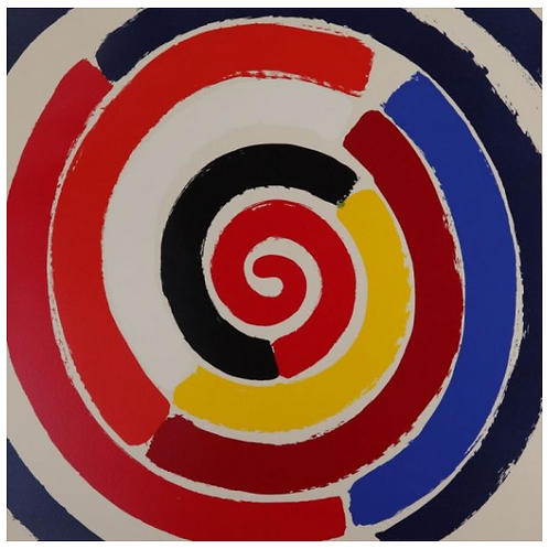 Terry Frost 'Spring Spiral'