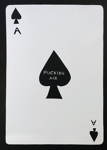 David Shrigley 'Fucking ace'