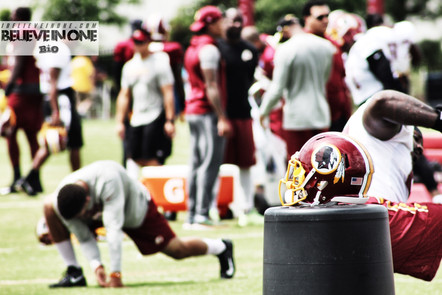 Redskins Training Camp 2017: Through The Lens of BIO